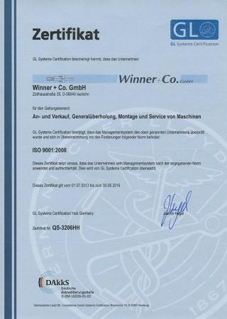 Zertifikat-deutsch